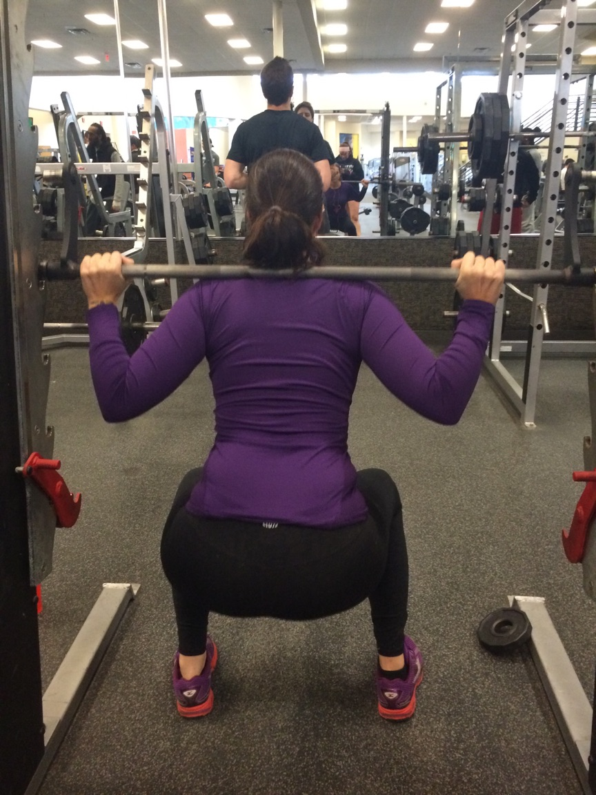 At 330lbs I couldn't even bend over to tie my shoes. Now my knees could do things the doctors didn't even imagine possible, including squats.