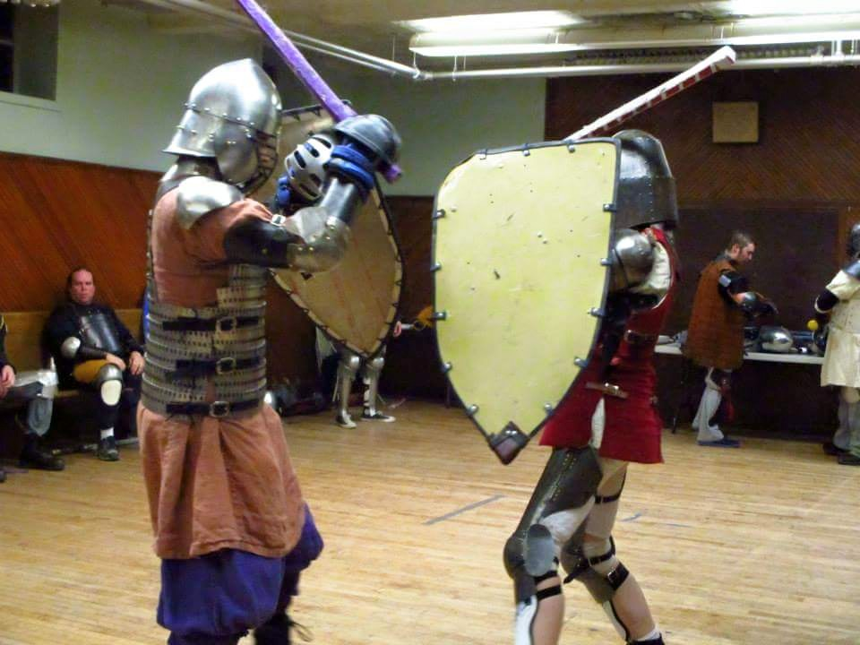 sca fighting lessons